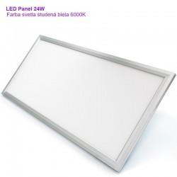 led panel 30x60 24w 1920lm cold white vl elox. Black Bedroom Furniture Sets. Home Design Ideas