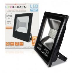 LED SMD reflektor 50W 3250Lm Cold White LEDLUMEN