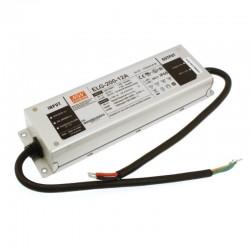 LED napájací zdroj 24V-201W PFC IP65 Mean Well-ELG-200-24A