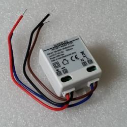 LED napájací zdroj 12V-12W IP20 SUPERLED