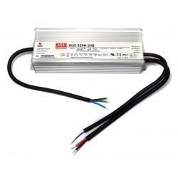 LED stmievateľný napájací zdroj 24V-240W-IP67 Mean Well HLG-240H-24B