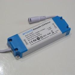 Stmievateľný napájací zdroj pre SLIM LED Panel a moduly 10-18*1W 300mA