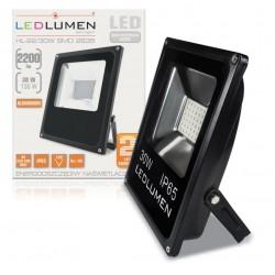 LED SMD reflektor 30W 2500Lm Cold White LEDLUX