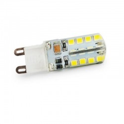 G9 32LED SMD2835 4W 360Lm Natural White AC230V Silikon LUMENIX