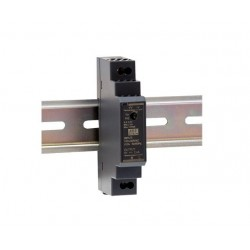 LED napájací zdroj 24V-15,2W Mean Well HDR-15-24 DIN