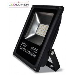 LED reflektor 1x20W 1800Lm Cold White-LEDLUMEN