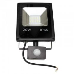 LED SMD reflektor 20W 1600Lm CW/NW/WW PIR IP65 BRG