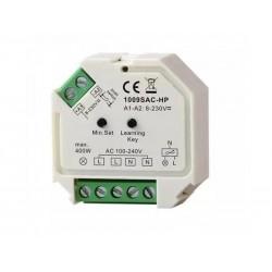 RF stmievač/spínač osvetlenia AC240V-400W-SR-1009SAC-HP DIMM
