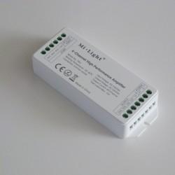 Zosilovač signálu 4x6A (15A) DC 12/24V MiLight PA4