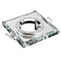 Rámček pevný štvorcový sklenený LUMENIX