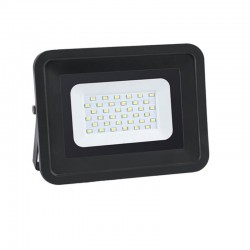 LED SMD reflektor 50W 4250Lm Natural White IP65 Black OPTONICA