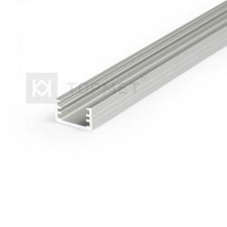 Hliníkový profil pre LED pásy SLIM8 - ELOX