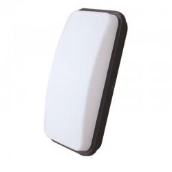 LED prisadené svietidlo 20W 1600Lm Warm White Wall Lamp HEDA