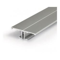 Hliníkový profil pre LED pásy BACK10- biely