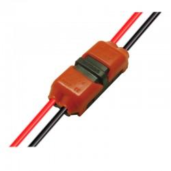 Klik I-konektor 2-Wire 0,35-0,75mm 300V 10A