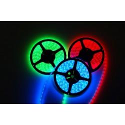 LS RGB 30LED SMD5050 7,2W 12V white PCB OPTONICA