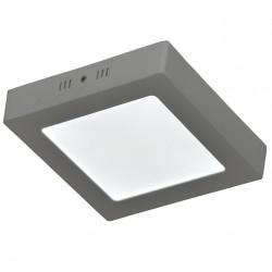 LED Panel Square 22 x 22cm 18W 1480Lm Cold White-Prisadený BRG