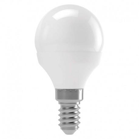 E14 G45 7LED SMD2835 4W 330Lm Warm White mini globe EMOS