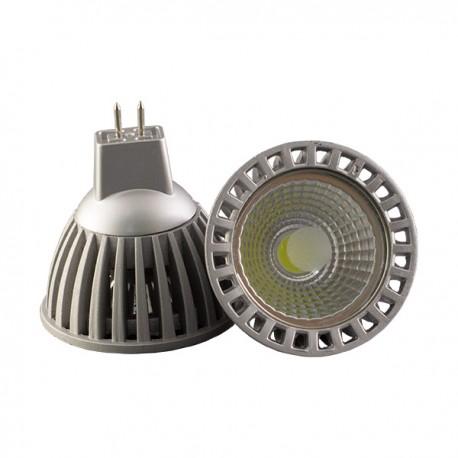 MR16 COB LED 4W 320Lm Cold White Spotlights 50° Optonica