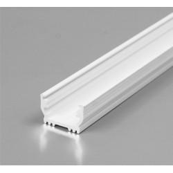 Hliníkový profil pre LED pásy UNI12 - biely