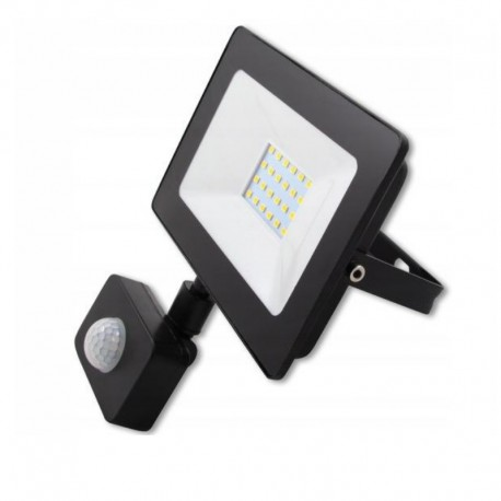 LED SMD reflektor 20W 1800Lm Natural White PIR IP44 VEGA