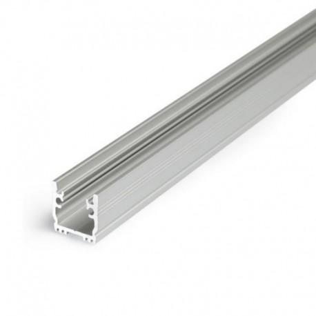 Hliníkový profil pre LED pásy FLOOR12-podlahový - ELOX