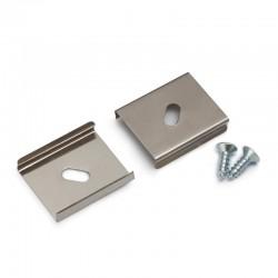 Montážny úchyt - KLIP - pre hliníkové profily SUR14/COR14/GRO14/LINEA20