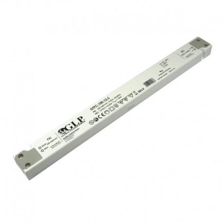 LED nábytkový napájací zdroj 12V-100W IP20 GTPC-100-12-S