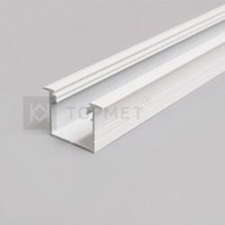 Hliníkový profil pre LED pásy LINEA-in20 - ELOX