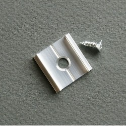 Montážny úchyt pre hliníkové profily SUR/COR/GRO
