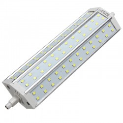 R7S - 189mm 72LED SMD2835 15W 1400Lm Cold White VL