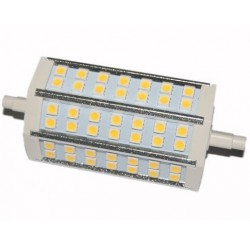 R7S - 118mm 42LED SMD5050 8W 640Lm Warm White
