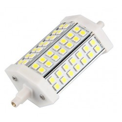 R7S - 118mm 42LED SMD5050 8W 700Lm Cold White